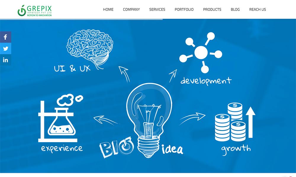 Grepix Infotech Pvt. Ltd