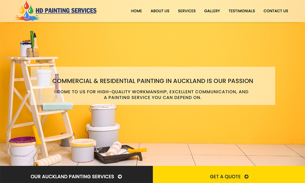 HD Painting Services