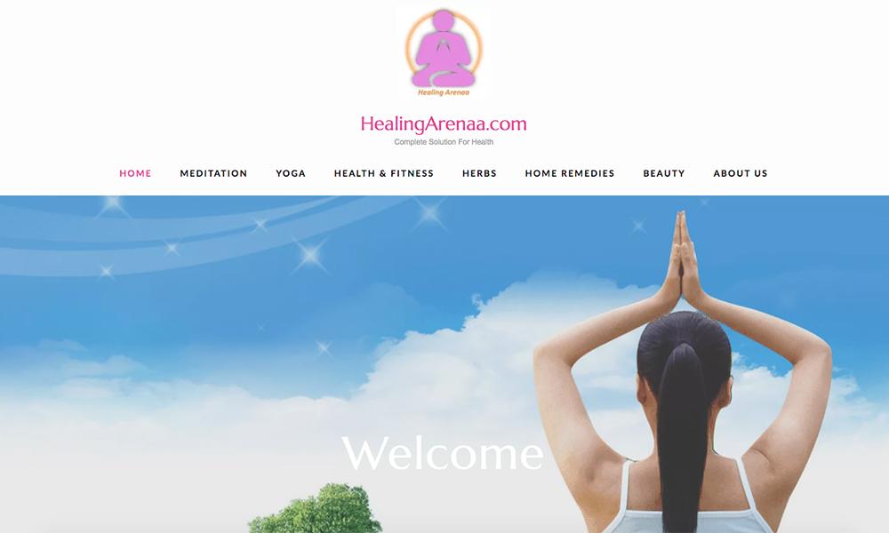 Healing Arenaa