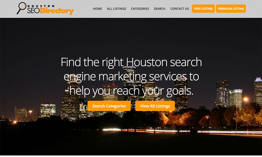 Houston SEO Directory