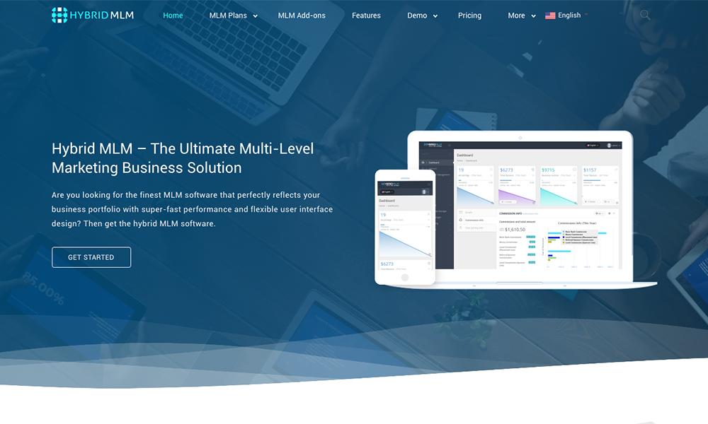 Hybrid MLM Software