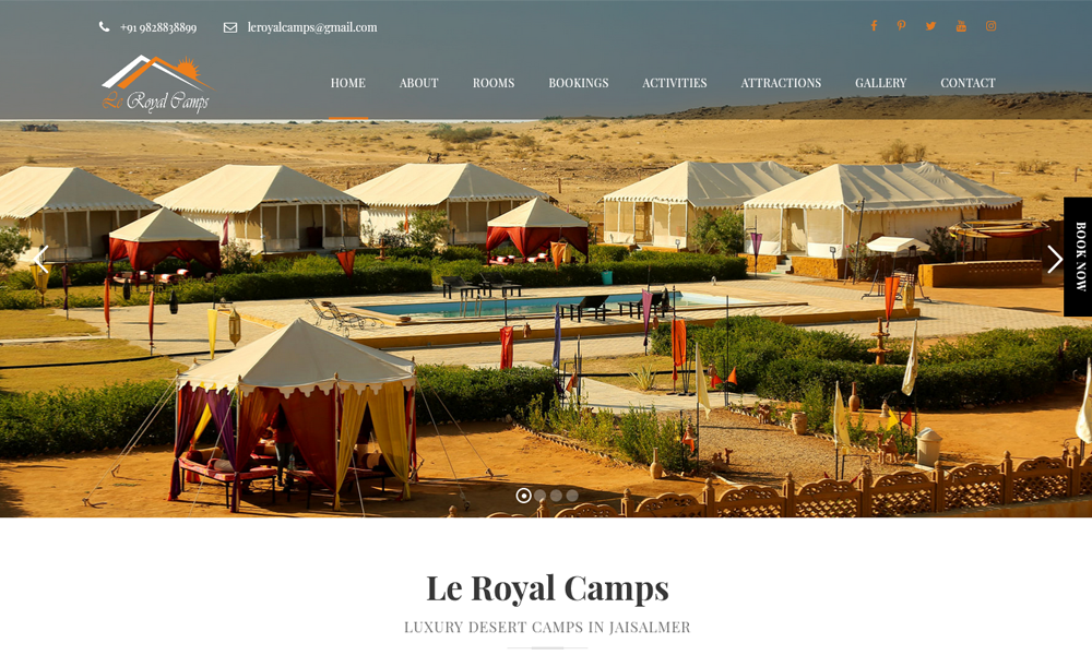 Le Royal Camps
