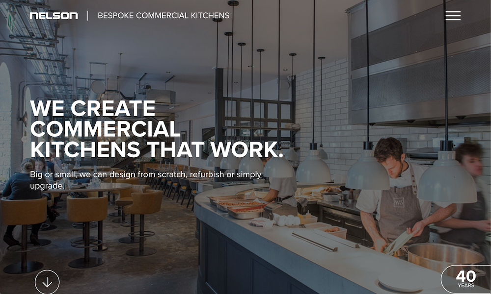 Nelson Commercial Kitchens
