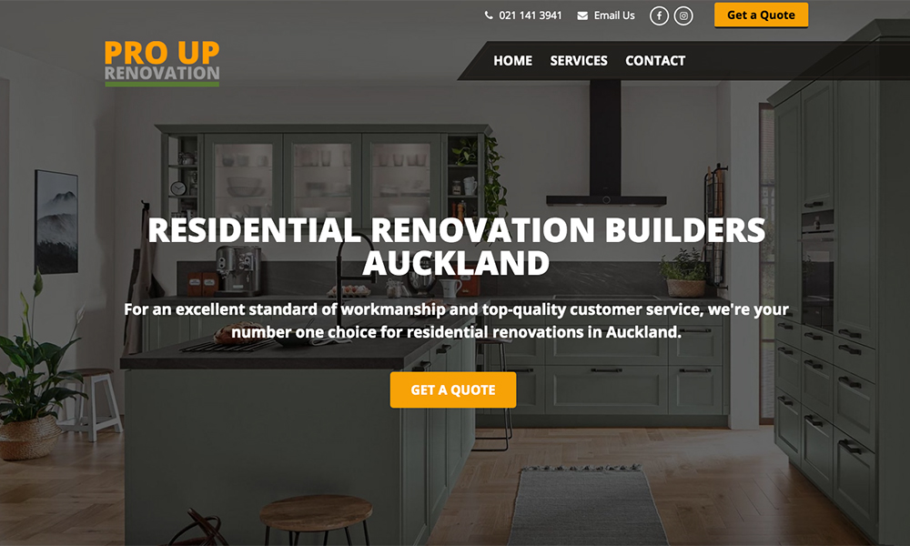 Pro UP Renovations
