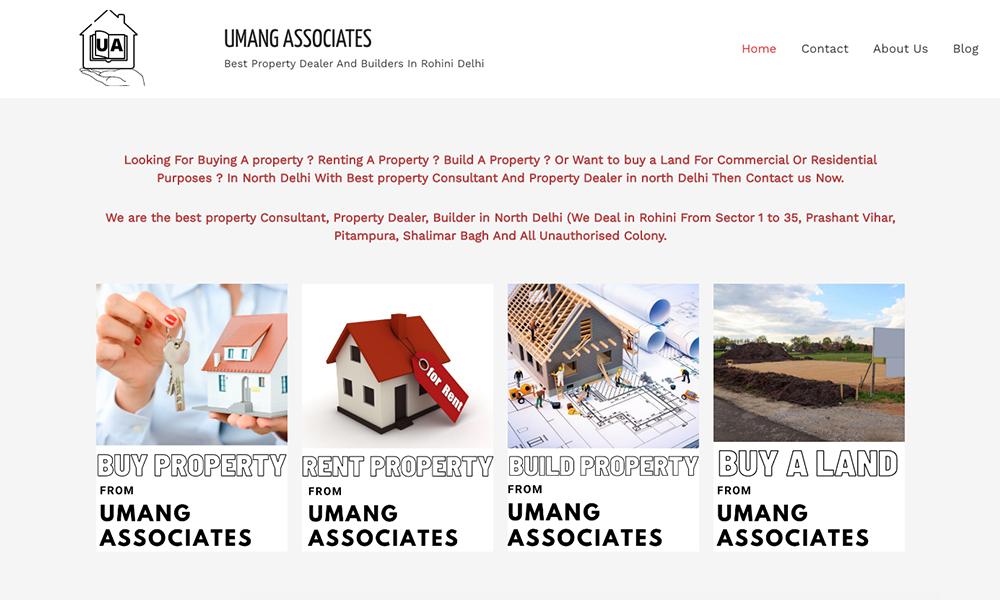 Umang Associates
