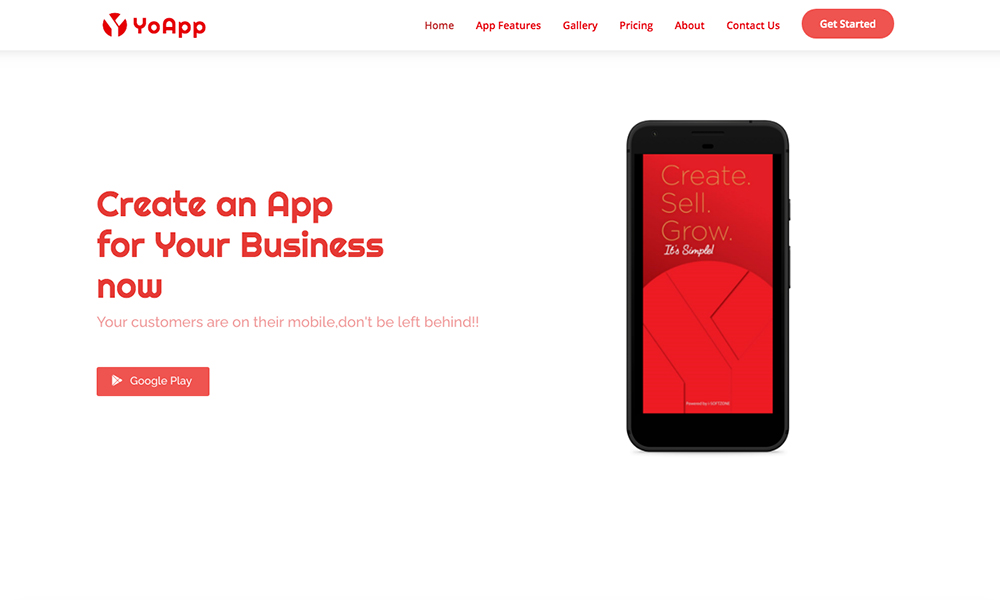 Yo App Store
