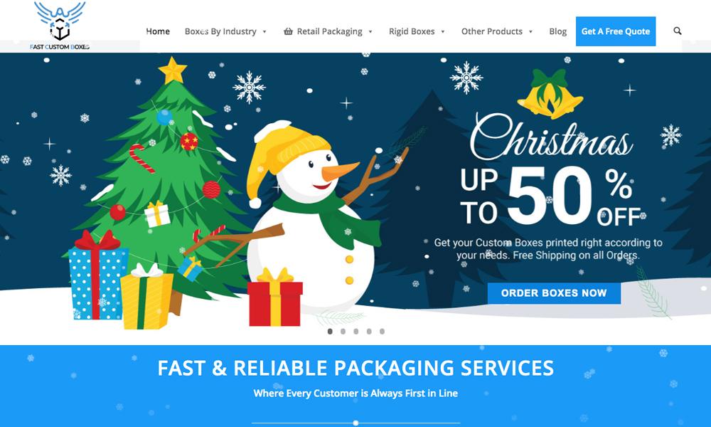 Fast Custom Boxes