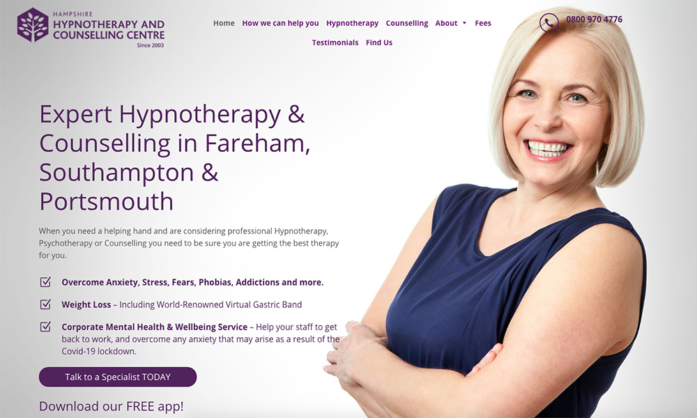 Hypnotherapy & Counselling Center