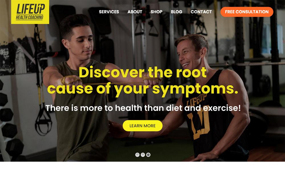 LifeUp Health Coaching