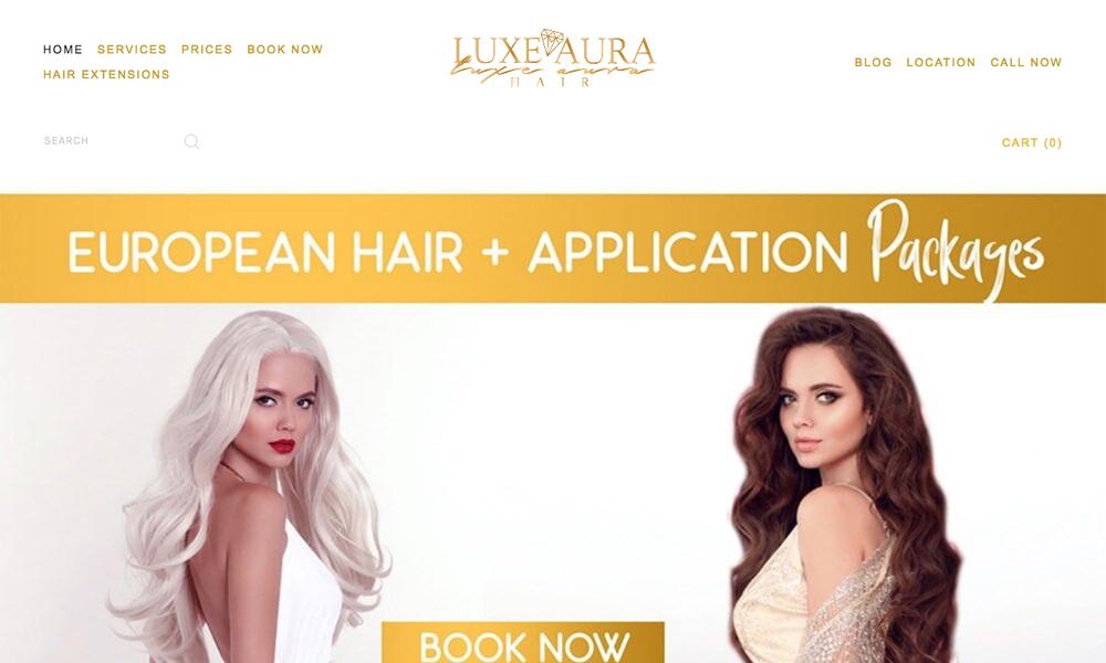 Luxe Aura Hair