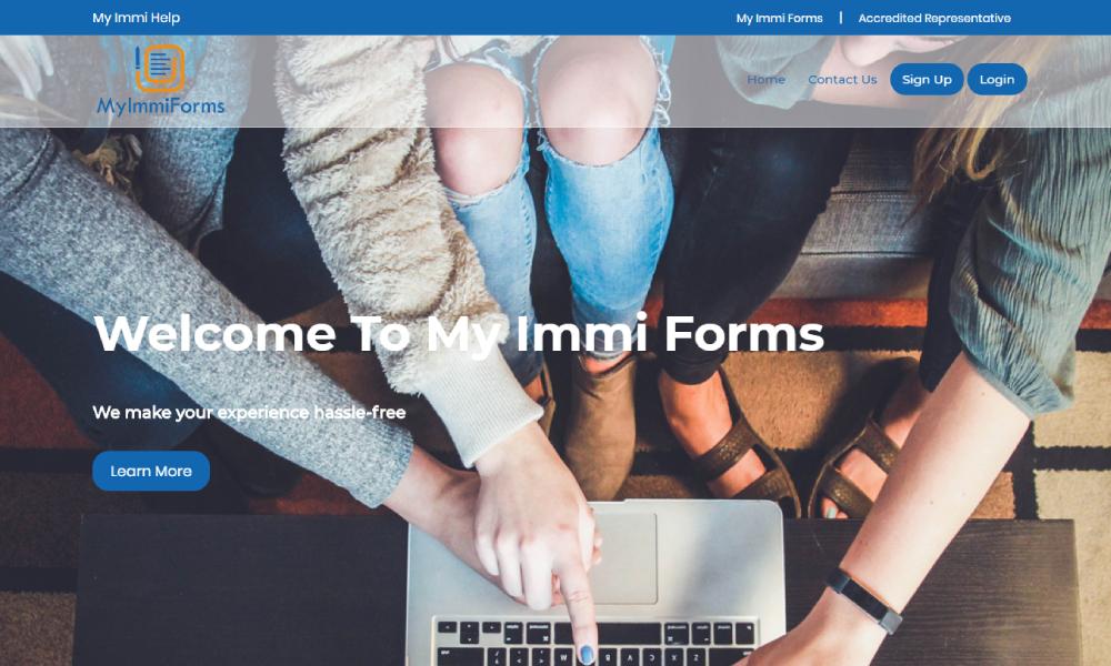 MyImmiForms