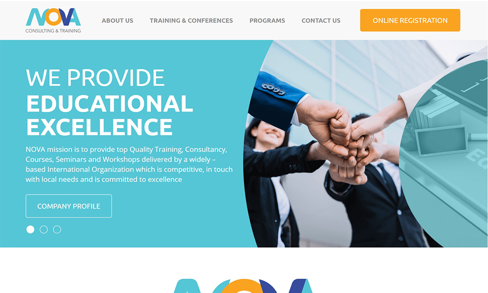 NOVA COnsulting & Training Co.