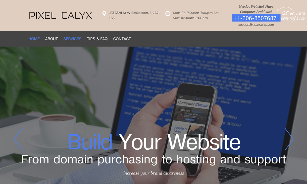 Pixel Calyx