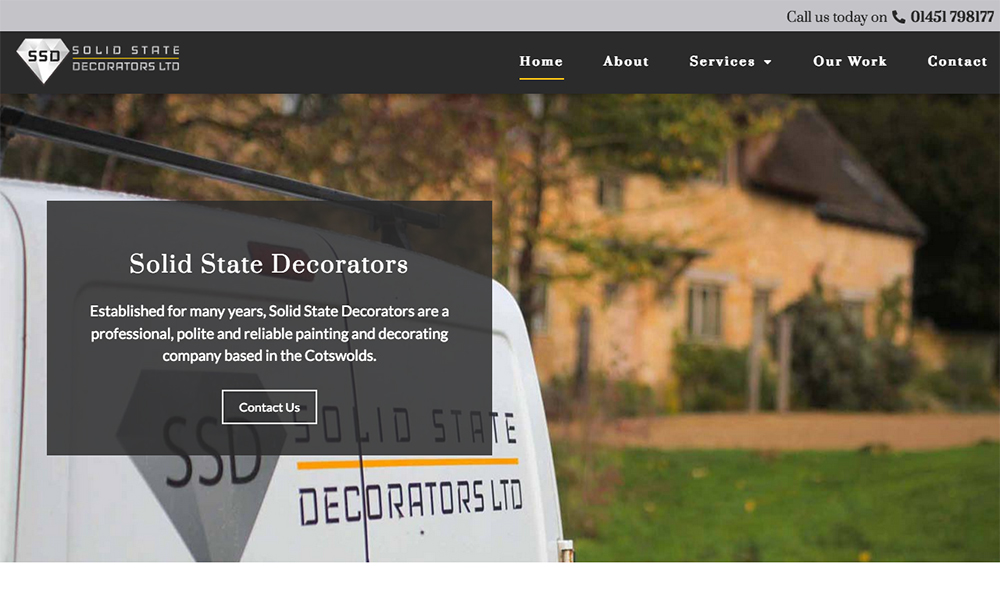 Solid State Decorators