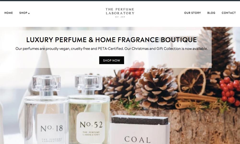 The Perfume Laboratory