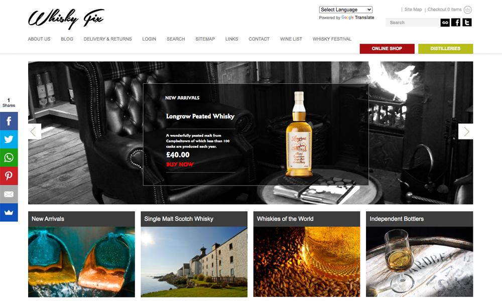 Whisky Fix