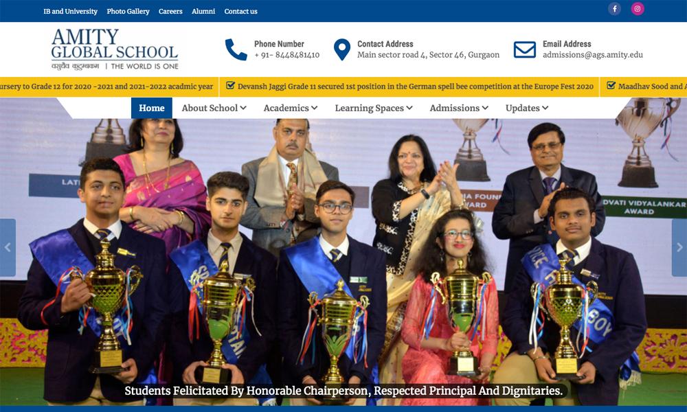 Amity Global School, Gurgaon