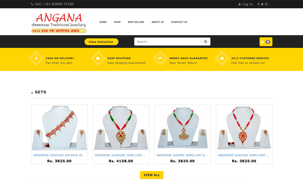 Angana Jewelery