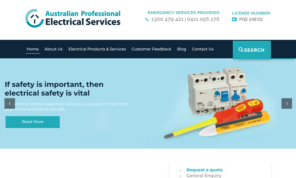 AP Electrical Services