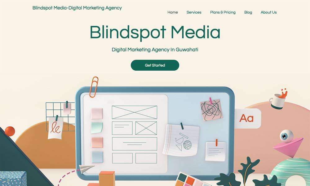 Blindspot Media-Digital Marketing Agency