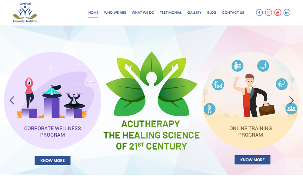 Care Heal Humanity Institute