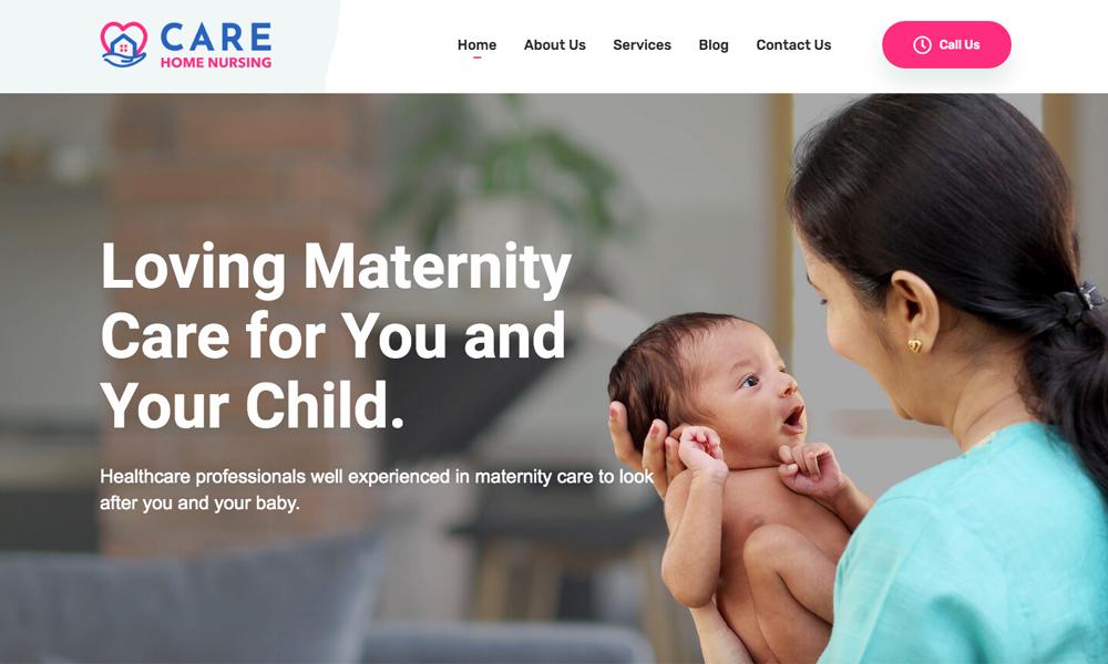 Care Home Nursing