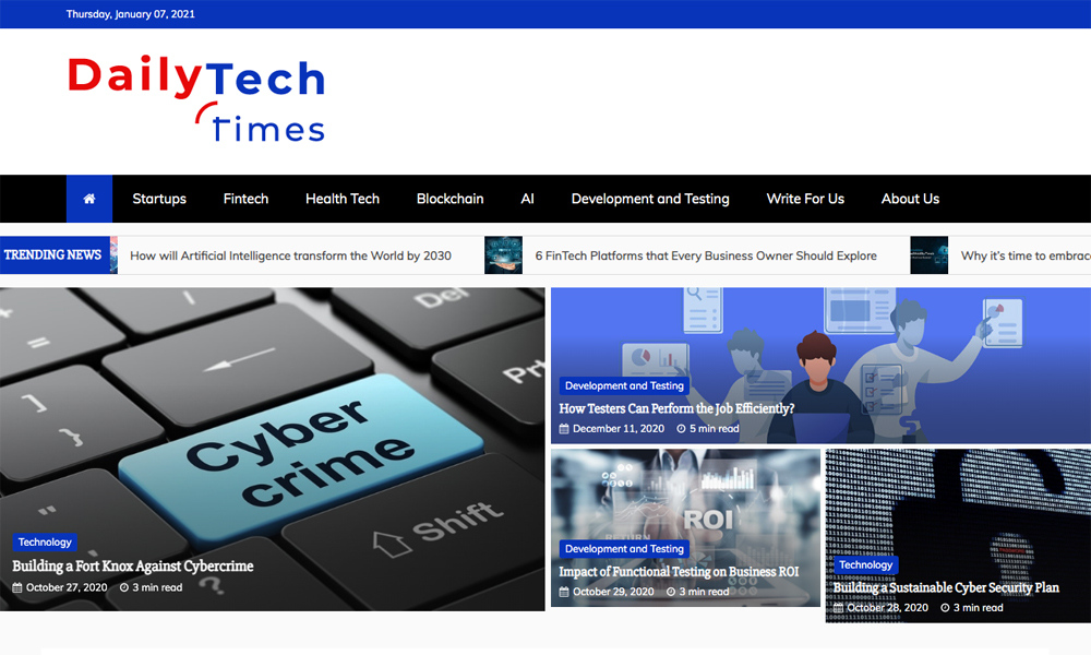 Daily Tech Times