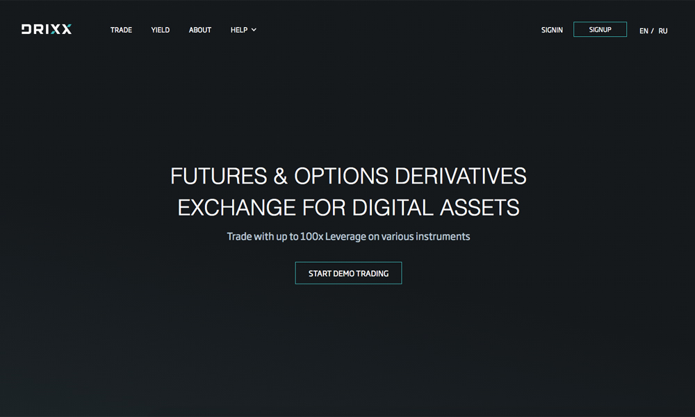 Drixx Exchange