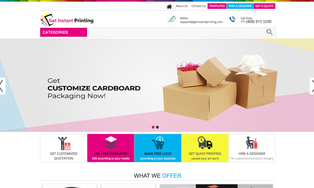 The Ultimate Guide to Custom Printed Packaging Boxes