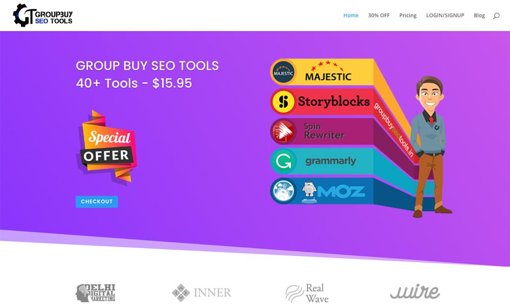 Groupbuy SEO Tools