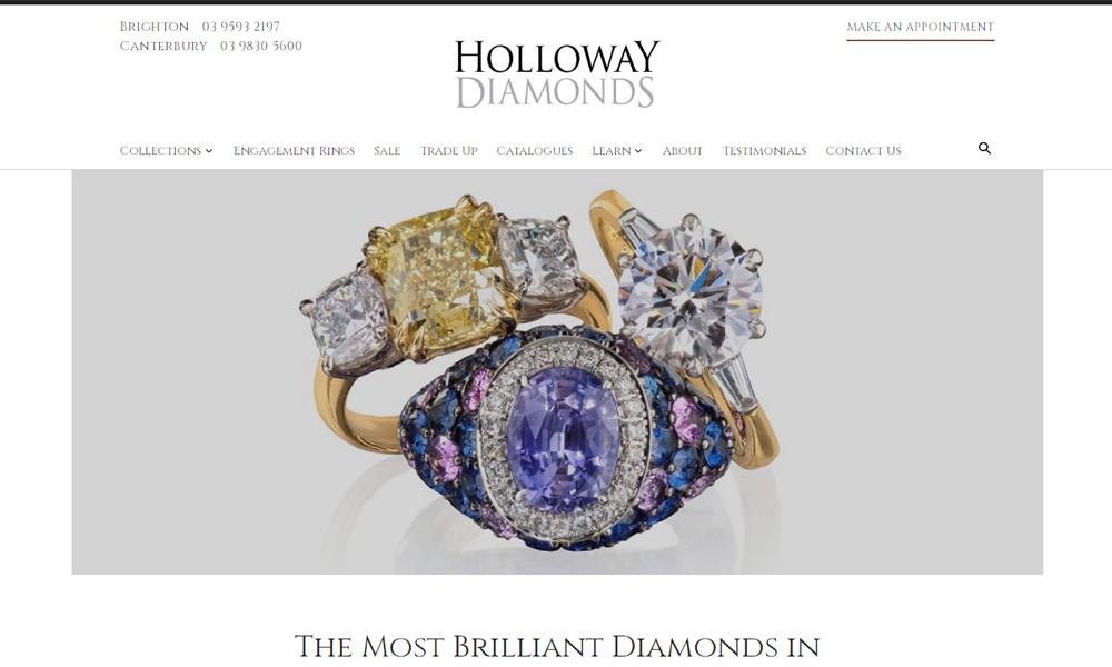 Hollow Diamonds
