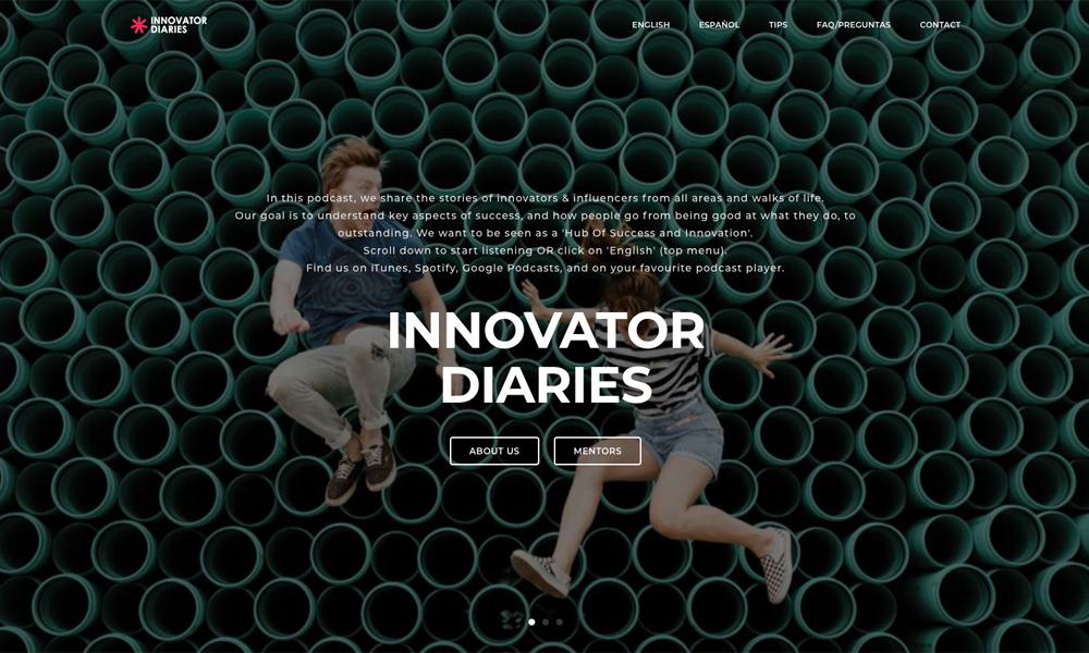 Innovator Diaries
