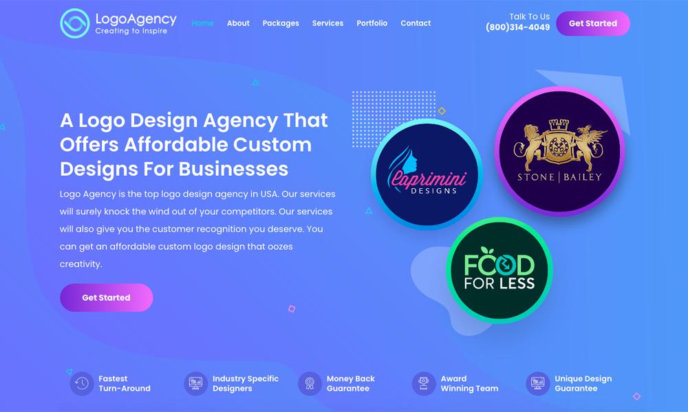 Logo Agency