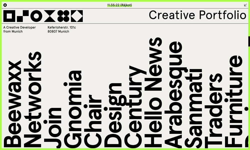 Loukas Anastasiou | Creative Developer