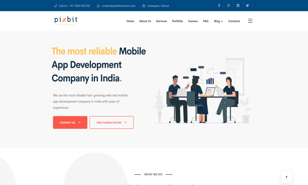 Pixbit Solutions Pvt. Ltd