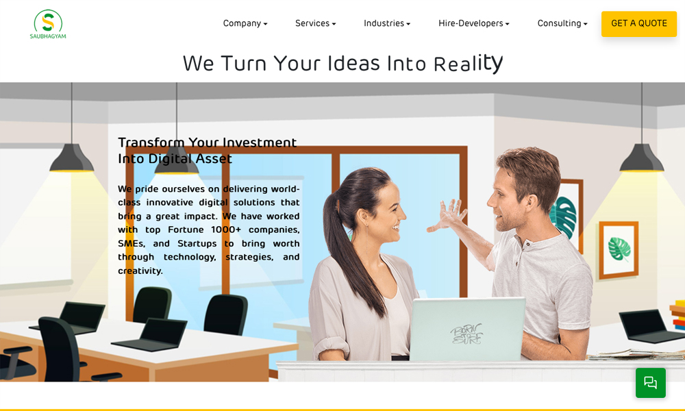 Saubhagyam Web Pvt. Ltd.
