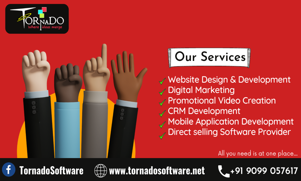 Tornado Software Pvt. Ltd.
