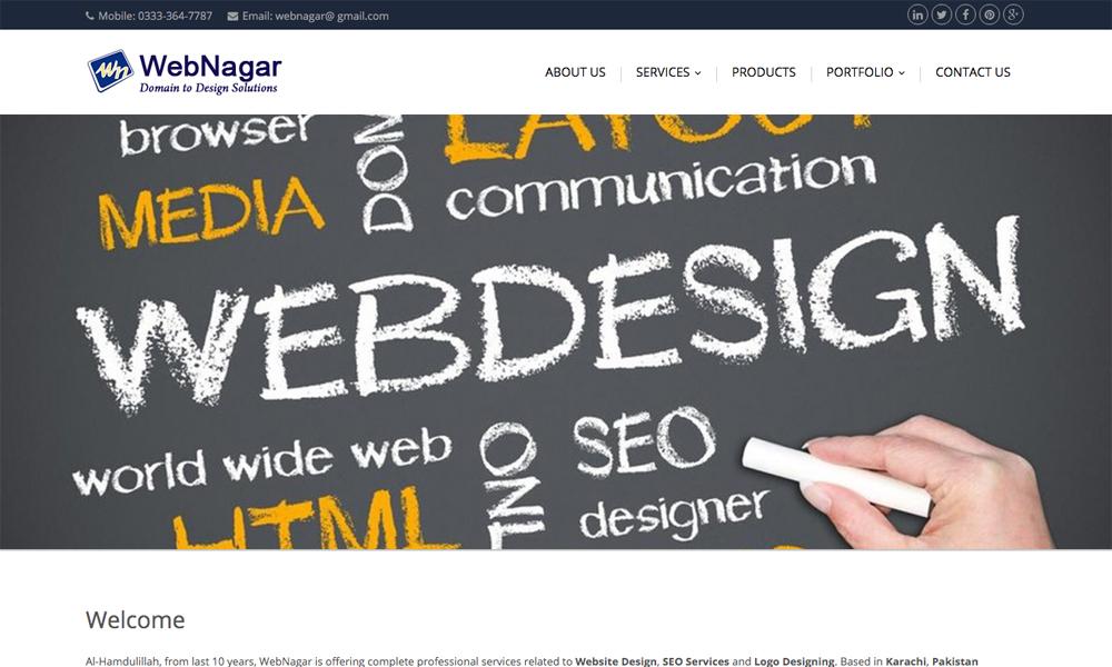 WebNagar Solutions