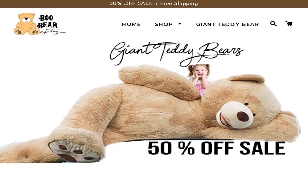 Boo Bear Factory