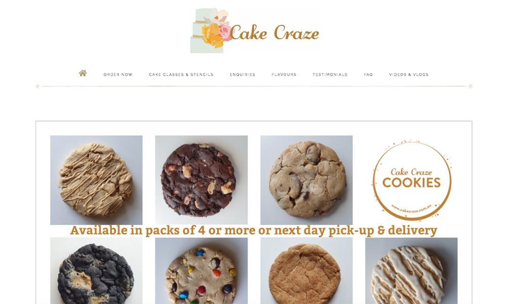 Cake Craze