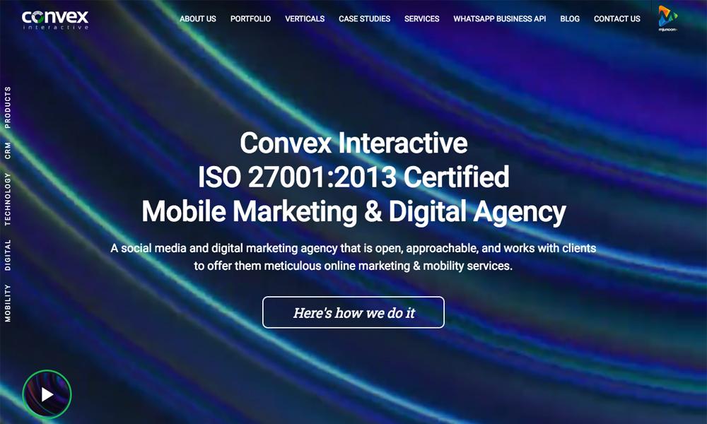 Convex Interactive