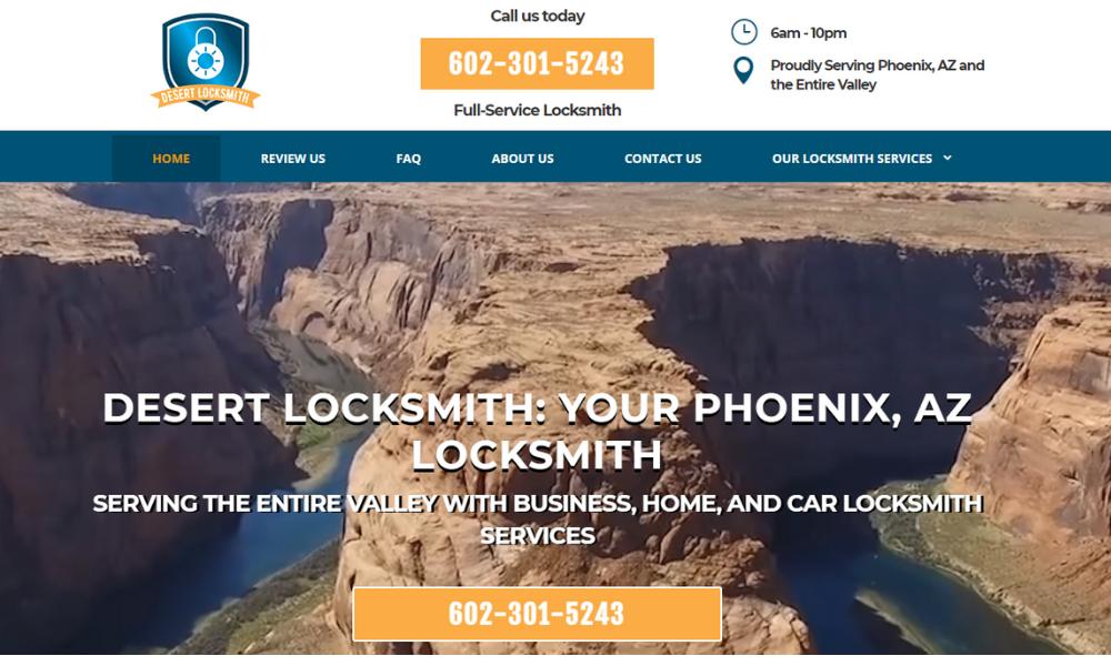 Desert Locksmith