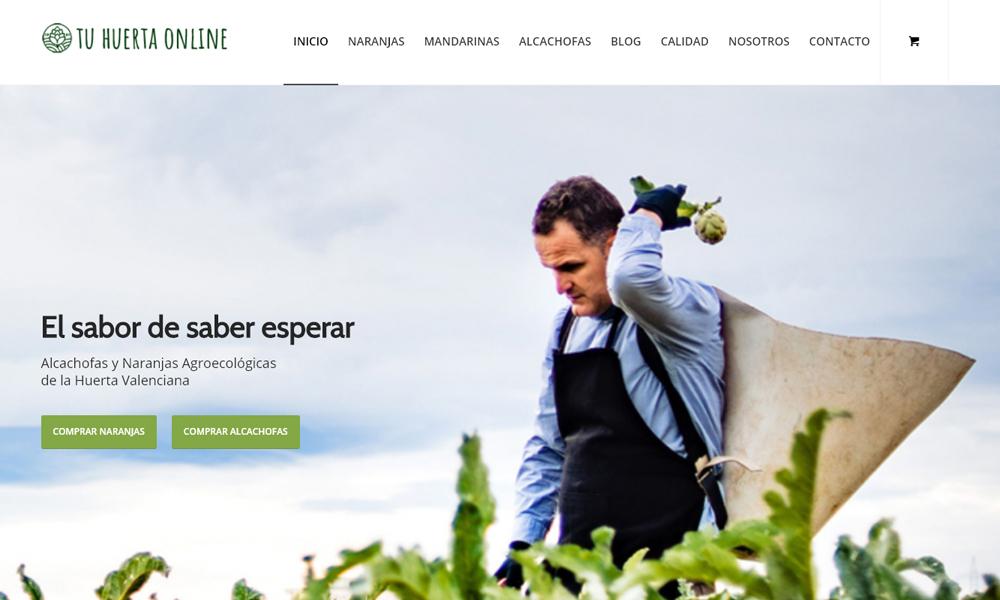Huerta Online