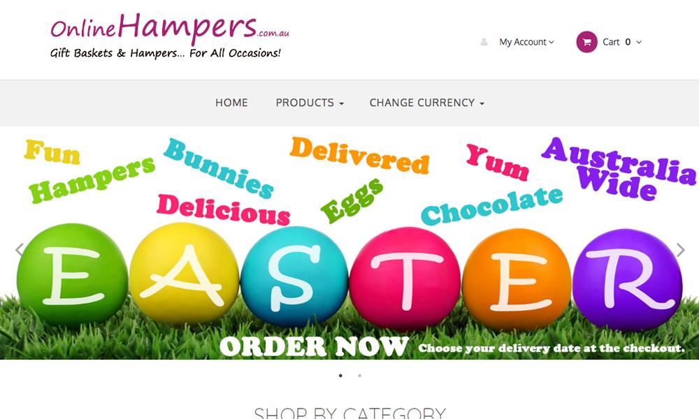 Online Hampers