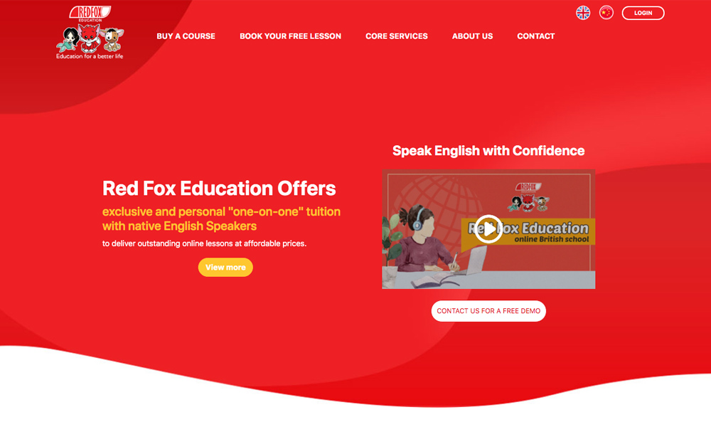 Red Fox Education