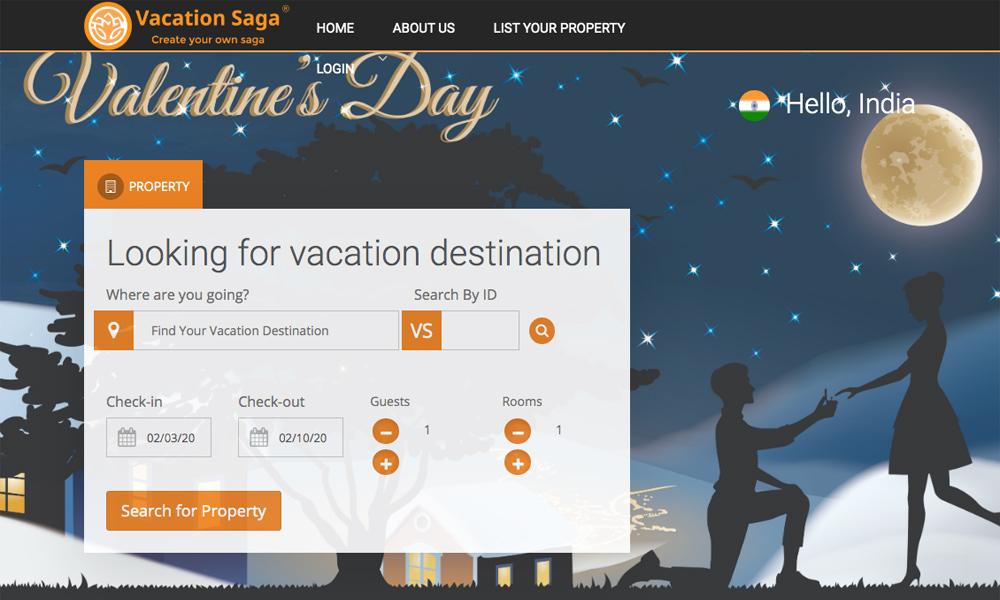 Vacation Saga