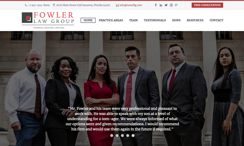 Fowler Law Group, P.A.