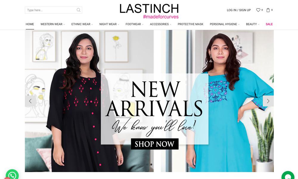 LASTINCH - all plus size store