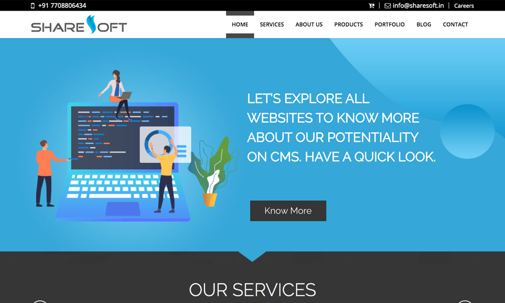 Sharesoft Technology