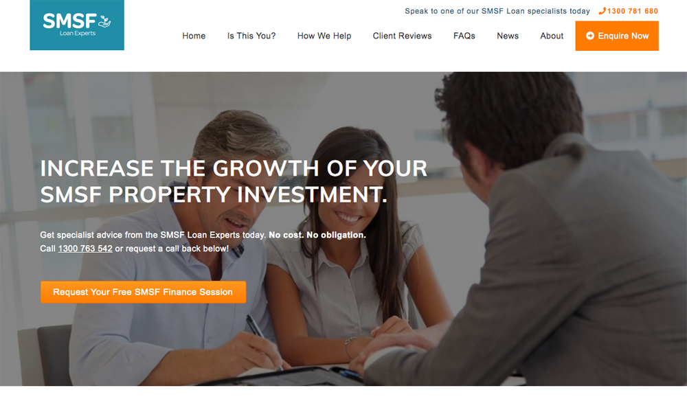 SMSF Loan Experts
